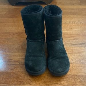 UGG Classic short boot.